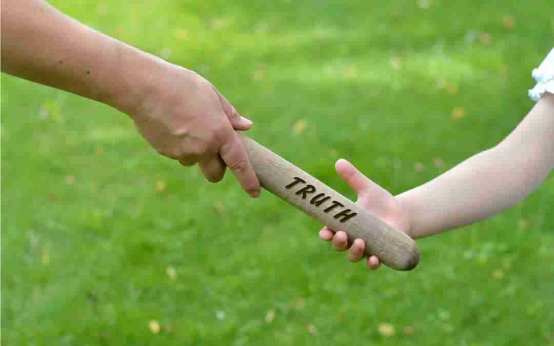 Loving the Truth: Creating a Legacy of Integrity and Trust